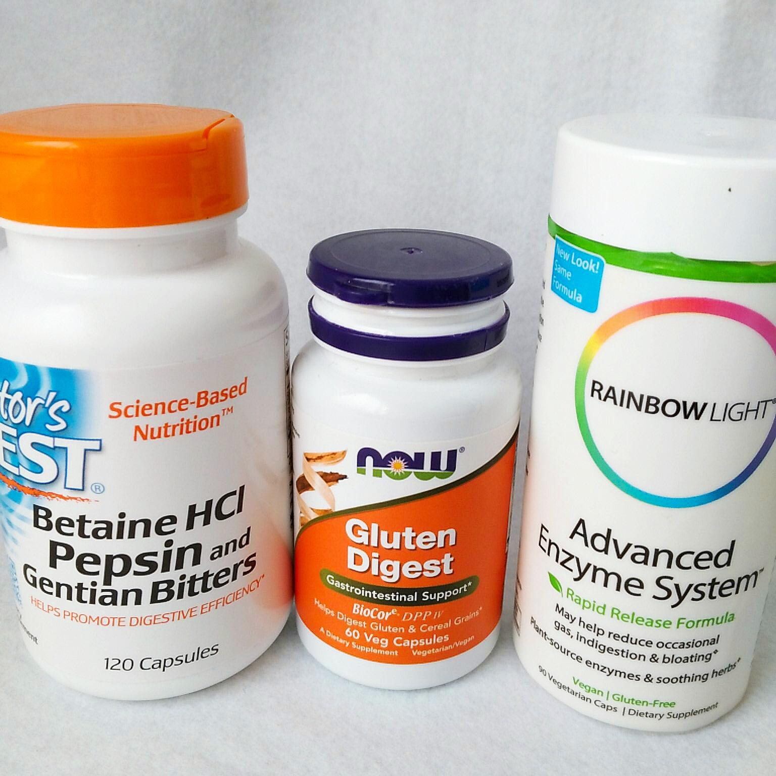 酵素 サプリ 消化